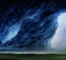 The Wall Cloud by MarkEhrett