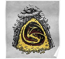 Within the Lonely Mountain Poster