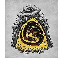 Within the Lonely Mountain Photographic Print