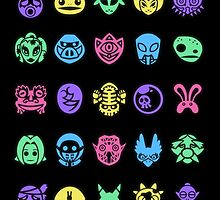 Mask Collector by Versiris