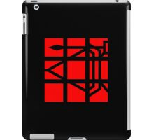 The Final Save iPad Case/Skin