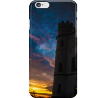 Haldon Belvedere Castle Devon. iPhone Case/Skin