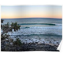 Beaut Burleigh Heads Poster