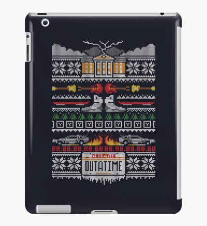 A Stitch In Time iPad Case/Skin