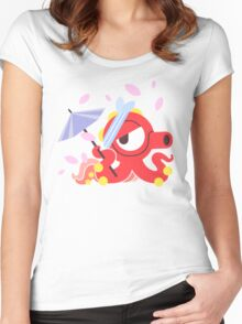 Octillery Women's Fitted Scoop T-Shirt