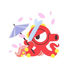 Octillery Photographic Print