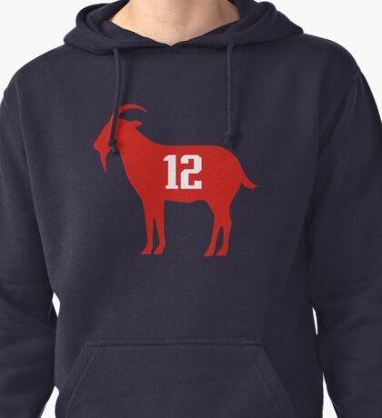 Tom Brady - Goat Pullover Hoodie