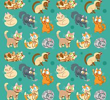 Whole Lotta Cat (Natural version) by Versiris