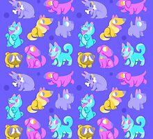Whole Lotta Dog (Neon version) by Versiris