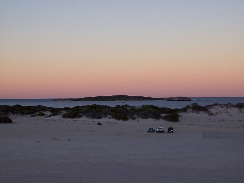 sunrise at Lancelin2 by dodgsun
