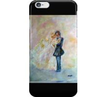 Wedding Dance Art Designed Decor & Gifts - Midnight iPhone Case/Skin