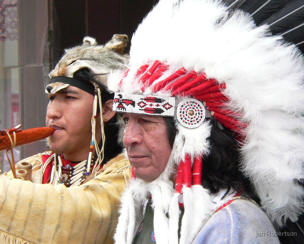 native music by jan Robertson