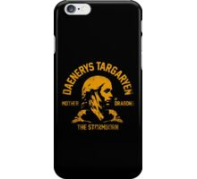 MOTHER OF DRAGONS 3 iPhone Case/Skin