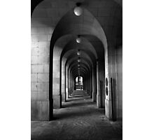 Manchester archway Photographic Print