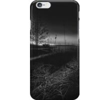On the wrong side of the lake 11 iPhone Case/Skin