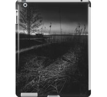 On the wrong side of the lake 11 iPad Case/Skin