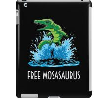 Jurassic World Free Mosasaurus iPad Case/Skin