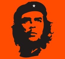 Che Guevara Revolution in Black. Cuba, Power to the people! In Black by TOM HILL - Designer