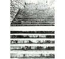 Steps At Arta Photographic Print