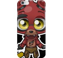 Kawaii Foxy iPhone Case/Skin