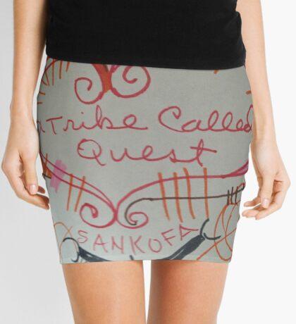 Tribe Called Quest Sankofa Mini Skirt