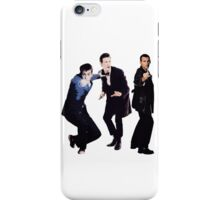 Time lords iPhone Case/Skin
