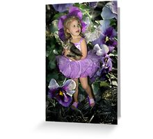 Secret Garden Greeting Card