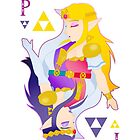 Princess of Triforce  by LuAnneB