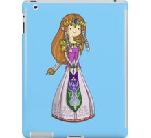 Zelda Time! iPad Case/Skin