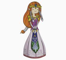 Zelda Time! Kids Clothes