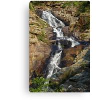 The Hidden Waterfall V - Hong Kong. Canvas Print