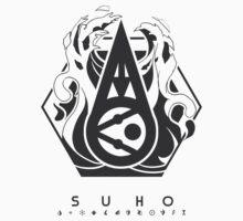 EXO - SUHO by zyguarde