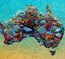 Australia Reef by Gavin Ryan