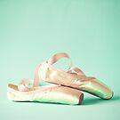 Ballerina Shoes by Caroline Mint