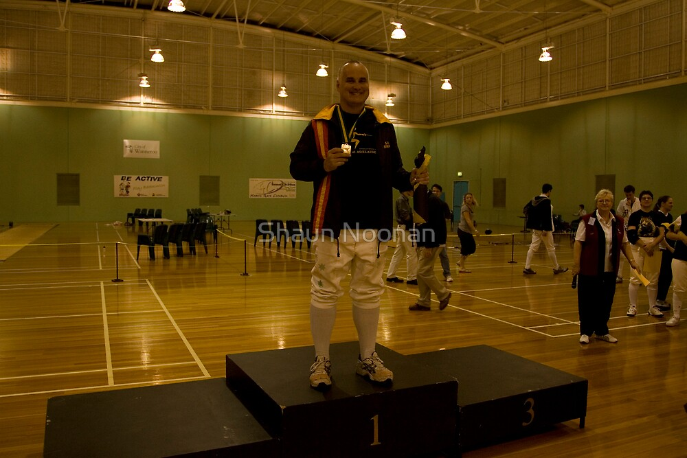 National Fencing Tournament 2007 Perth Western Australia by noonkey