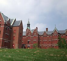 Kirkbride - Danvers State Hospital by deviousrowebot