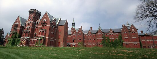Kirkbride - Danvers State Hospital by deviousrowebot
