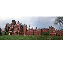 Kirkbride - Danvers State Hospital Photographic Print