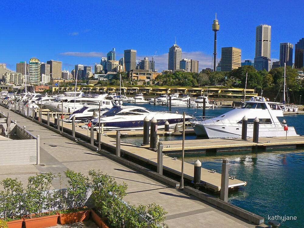 Sydney Sky Line by kathyjane