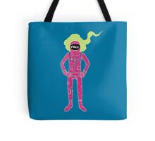 Fire Astronaut Tote Bag