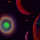 Red Planets by Tray Mead