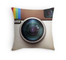 INSTA-N-APP Throw Pillow