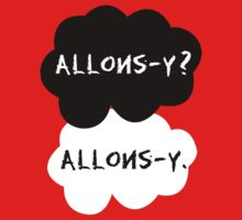 allons-y? allons-y. Kids Clothes