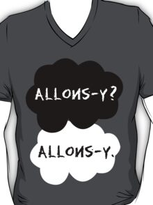 allons-y? allons-y. T-Shirt