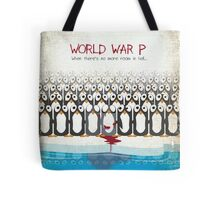 World War P Tote Bag