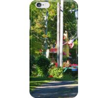 Down The Road Apiece ~ Along Lake Ontario iPhone Case/Skin