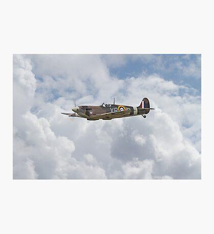 Spitfire - US Eagle Squadron Photographic Print