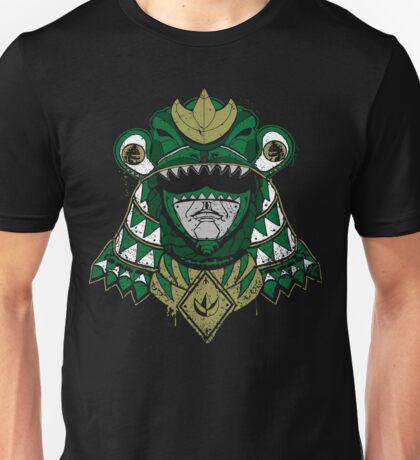Green Shogun Ranger Unisex T-Shirt