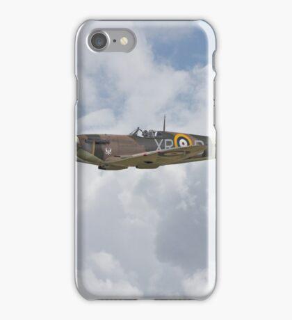Spitfire - US Eagle Squadron (71 Squadron) iPhone Case/Skin
