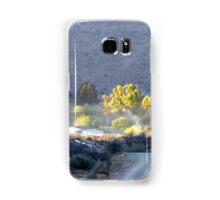 Dawn light over Nieu Bethesda Samsung Galaxy Case/Skin